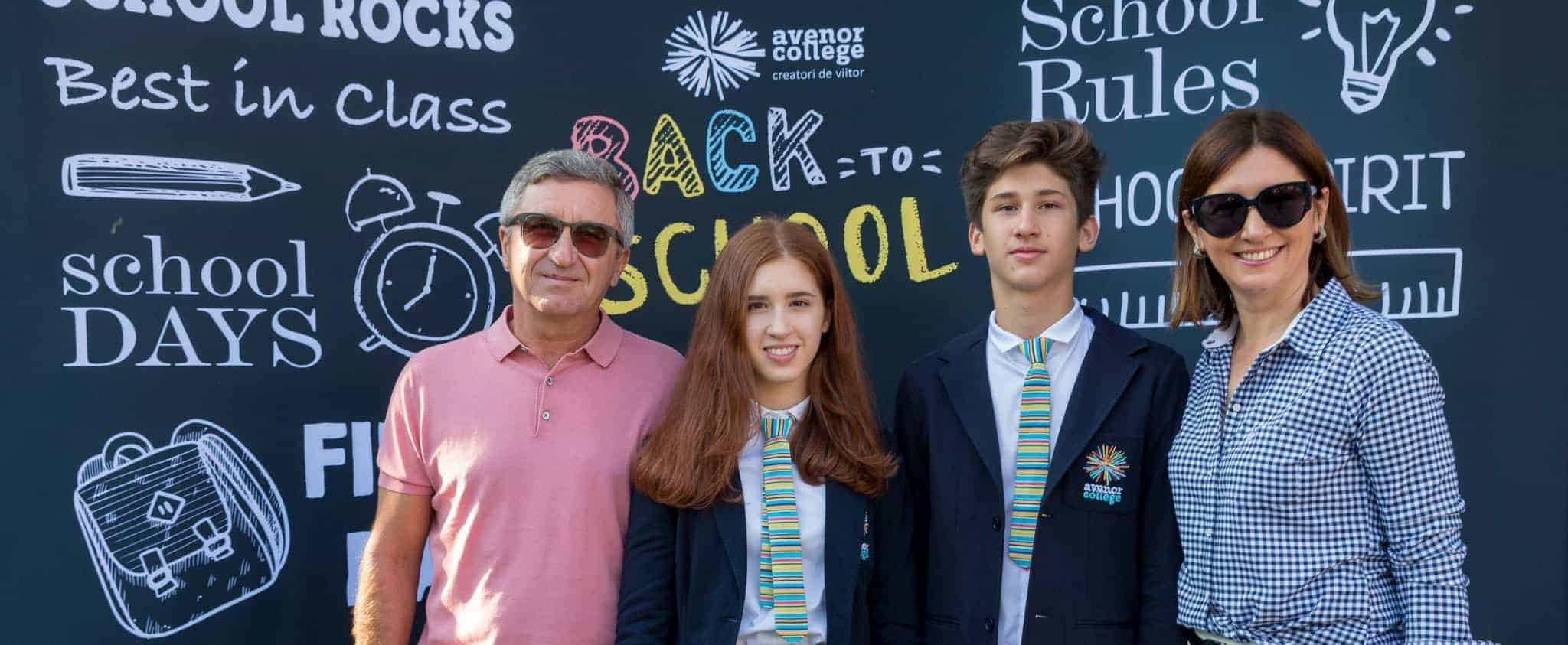 Q&A despre Liceul Avenor: Diana Segărceanu